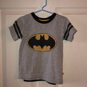 Batman with cape shirt